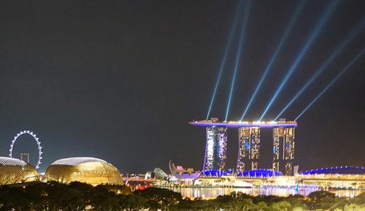 【名探偵コナン】映画 紺青の拳 シンガポールツアーに行ってみたい