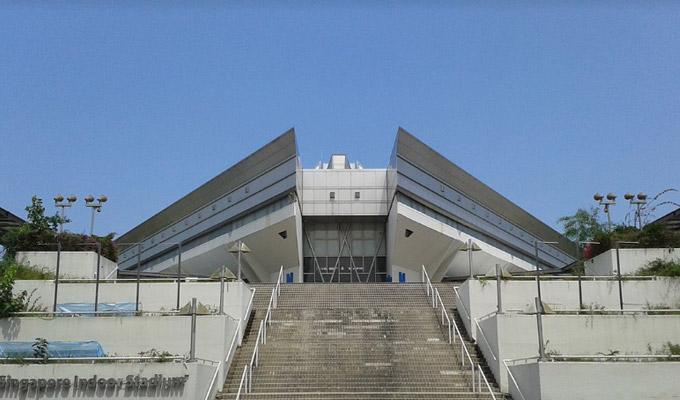 シンガポールインドアスタジアム
